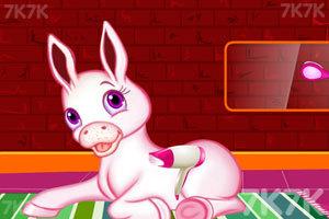 《打扮宠物小马》游戏画面3