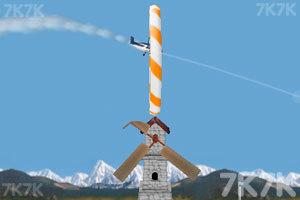 《飞翔的小飞机》游戏画面3