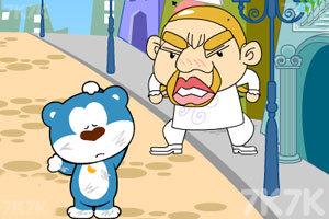 《可爱小熊换装》游戏画面4