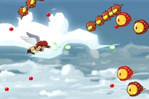 《天使空战中文版》游戏画面1