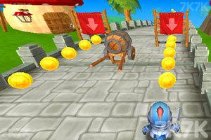 《小小骑士也酷跑》游戏画面3