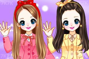 《樱桃公主的校服》游戏画面1