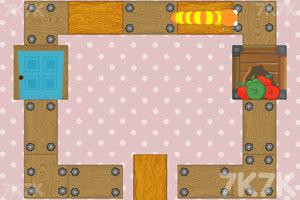 《虫宝宝吃苹果》游戏画面5