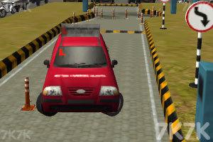 《3D驾照考试》游戏画面3