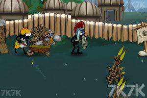 《氏族战争》游戏画面3