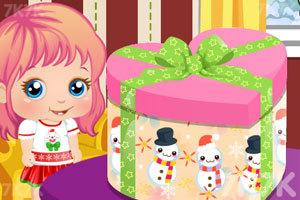 《爱丽丝宝贝过圣诞》游戏画面2