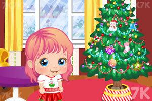 《爱丽丝宝贝过圣诞》游戏画面3