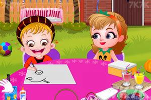 《可爱宝贝的南瓜party》游戏画面4