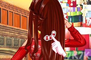 《特别的圣诞节发型》游戏画面1