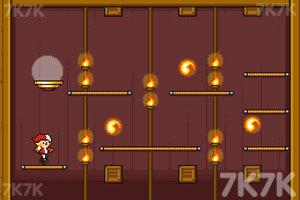 《小丑骑呀骑选关版》游戏画面1