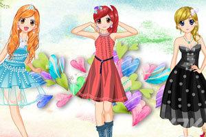 《美妙旋律装扮》游戏画面3
