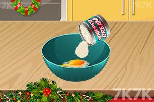 《好吃的圣诞蛋糕》游戏画面3
