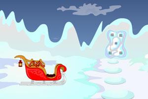 《寒冷的圣诞节逃脱7》游戏画面1