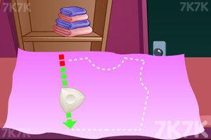 《时尚的怪物礼服》游戏画面3