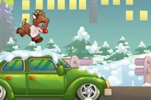 《奔跑吧,小驯鹿》游戏画面1