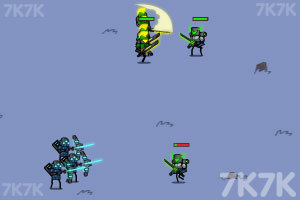 《星际毁灭战争》游戏画面6