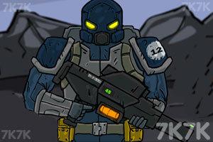 《星际毁灭战争》游戏画面1