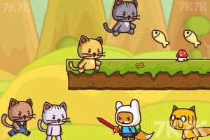 《猫咪向前冲2》游戏画面2