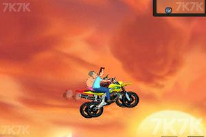 《小头爸爸摩托大赛》游戏画面5