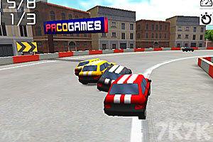 《疯狂的赛车传奇》游戏画面1