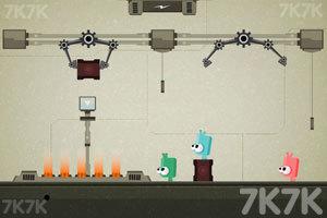 《怪物三人组》游戏画面3