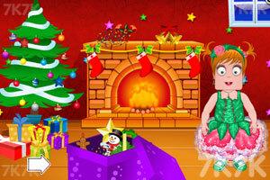 《佐伊宝贝的开心圣诞节》游戏画面3
