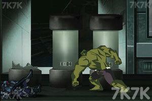 《绿巨人对超级英雄无敌版》截图4