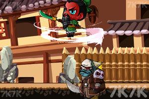 《奔跑吧三国》游戏画面2