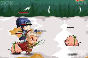 《三国英雄联盟》游戏画面11