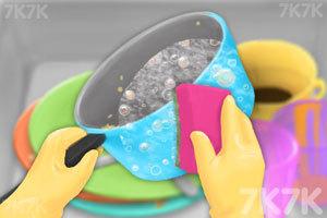 《宝贝大扫除2》游戏画面1