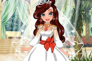 《公主的浪漫婚礼》游戏画面1