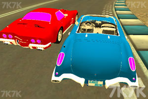 《疯狂老爷车》游戏画面6