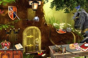 《森林里的小矮人》游戏画面1