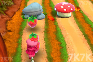 《草莓公主跑酷》游戏画面8