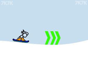 《火柴人冰雪滑板无敌版》游戏画面7