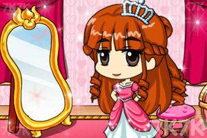 《最美的校园女孩儿23》游戏画面1