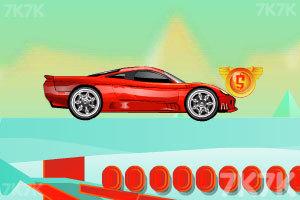 《飞机上的跑车》游戏画面4