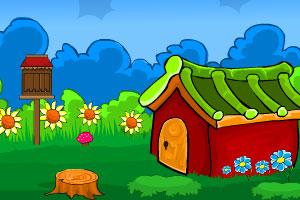 《逃离向日葵花园》游戏画面1