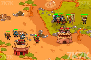 《忍者世界大战》游戏画面5