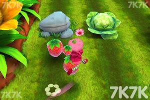 《草莓公主跑酷无敌版》截图1