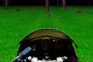 《第一视角开摩托》游戏画面1