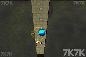 《小球滚回家》游戏画面4