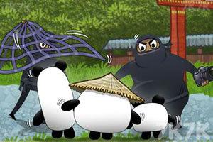 《小熊猫逃生记4》游戏画面5