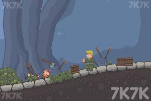 《二战守卫军》游戏画面5