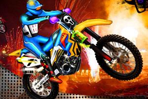 疯狂特技摩托3D无敌版