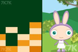 《布鲁精灵彩色方块》游戏画面2
