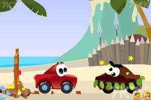 《小汽车的奇幻旅途》游戏画面3