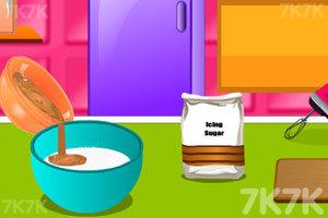 《爆米花巧克力纸杯蛋糕》截图1