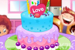 《双层奶油蛋糕2》游戏画面1