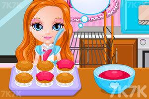《芭比宝贝蛋糕屋》截图3